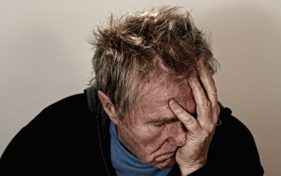 Leiden Sie unter Athazagoraphobie?