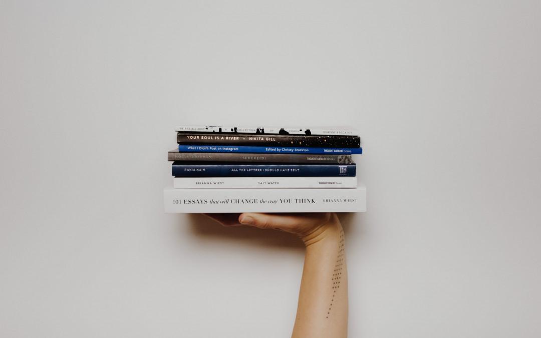 Meine Top 10 Buchempfehlungen für Werbetexter